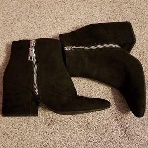 DV Women's Black Boots